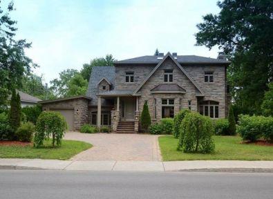 Immobilier Quebec Canada Montreal : Maison/Villa Immigration canada ...